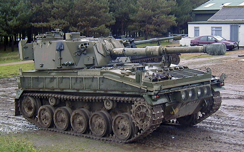Armored Warfare Abbot