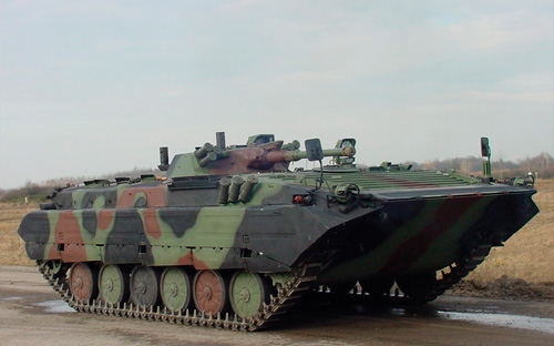 Armored Warfare BWP-1M Puma