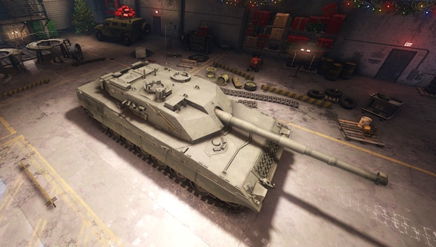 C1 Ariete в игре Armored Warfare