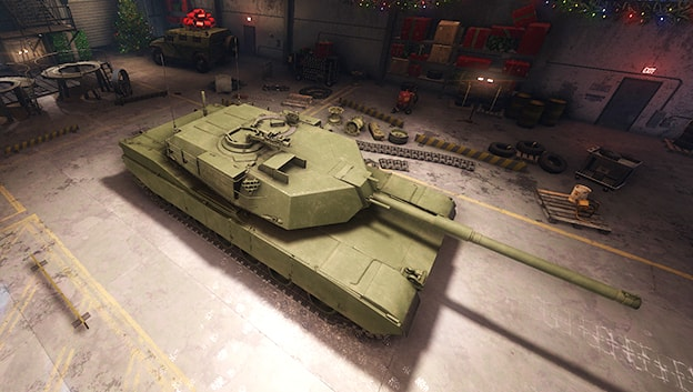 M1 Abrams в игре Armored Warfare