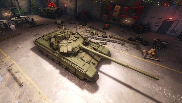 Т-90 в игре Armored Warfare