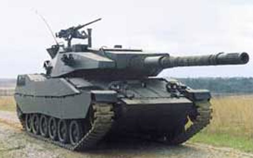 Armored Warfare Stingray 2 Shark