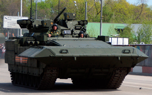 Armored Warfare Т-15 «Армата»
