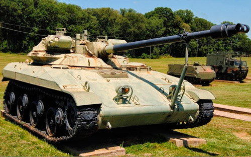 Armored Warfare T92
