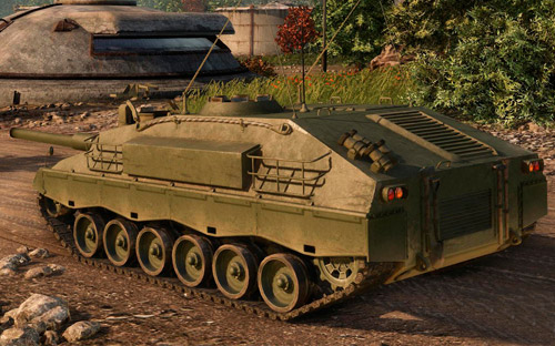 Armored Warfare Taifun II Claw