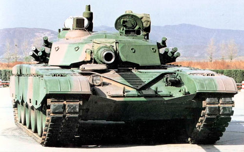 Armored Warfare Type 98