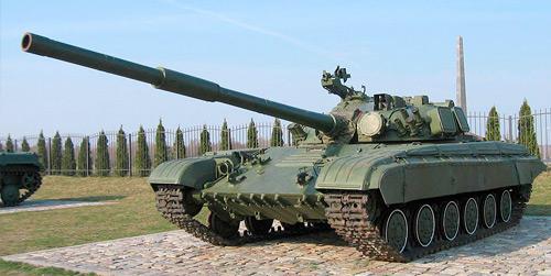 Характеристики Т-64 - средний танк