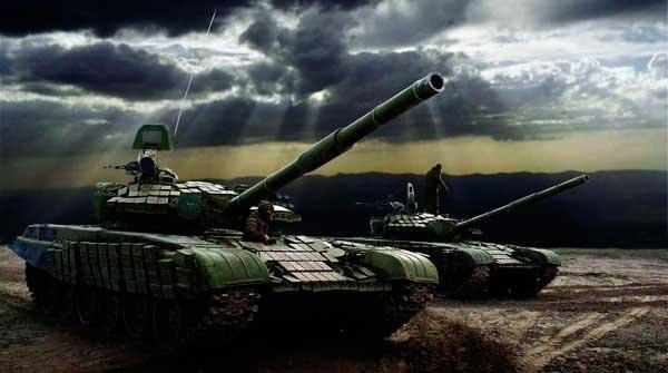В США я вернусь только на российском танке Т-72.