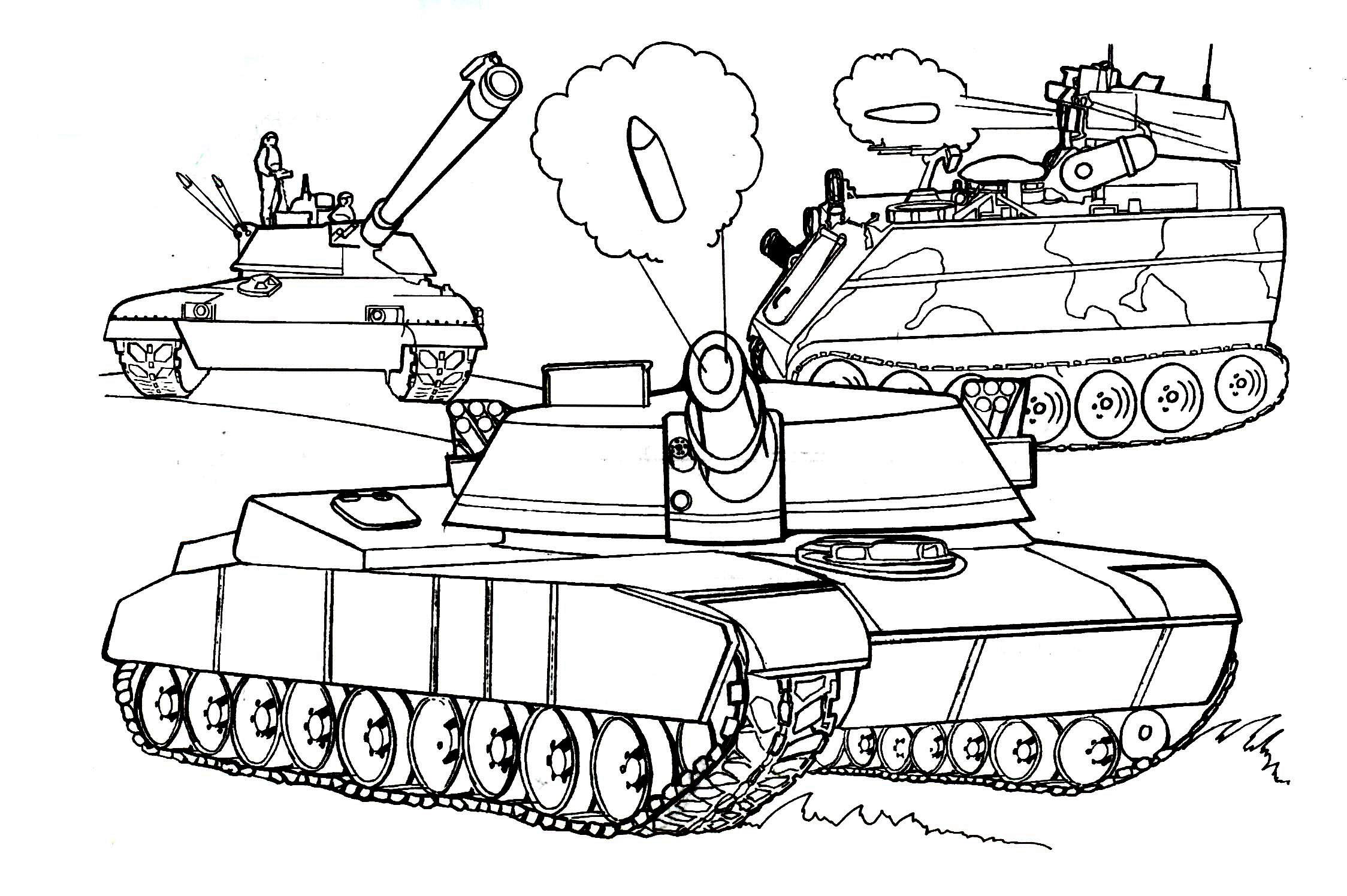 Раскраски world of tanks распечатать