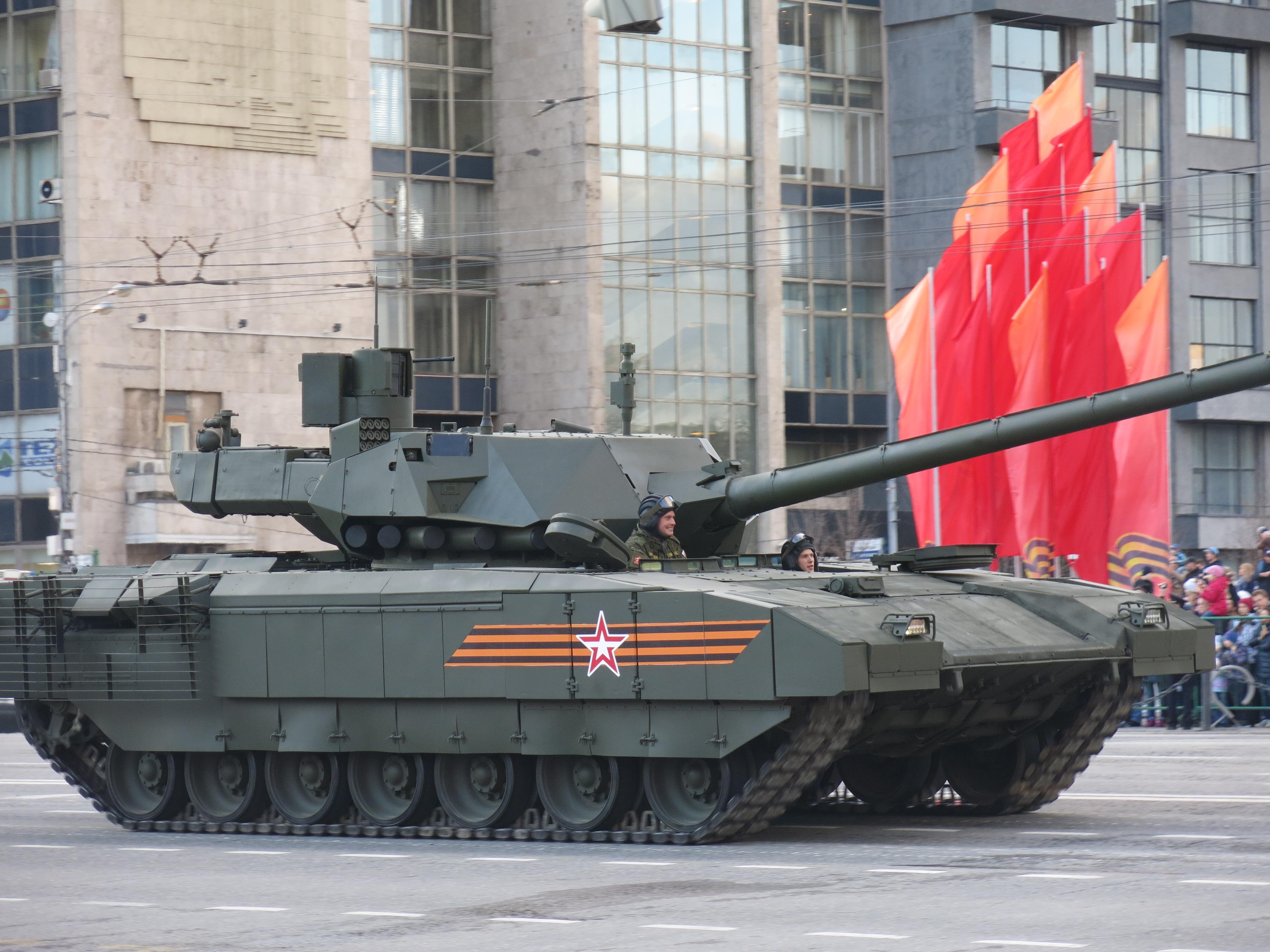 россии танк армата ттх фото уже знаем