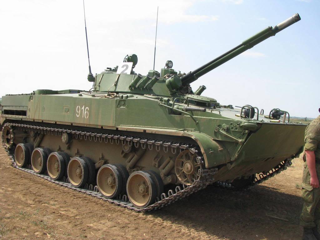 8 лучших фото БМП-3: https://tanksdb.ru/photo/bmp-3/
