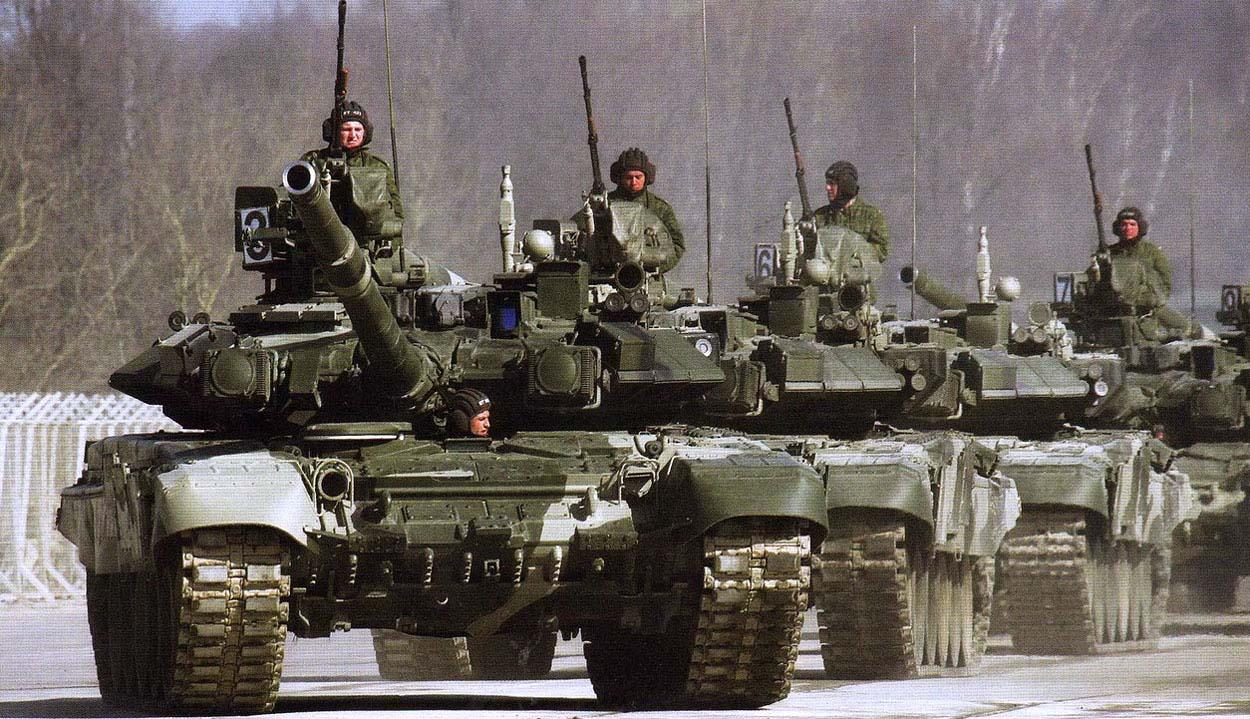 танки т 90мс фото